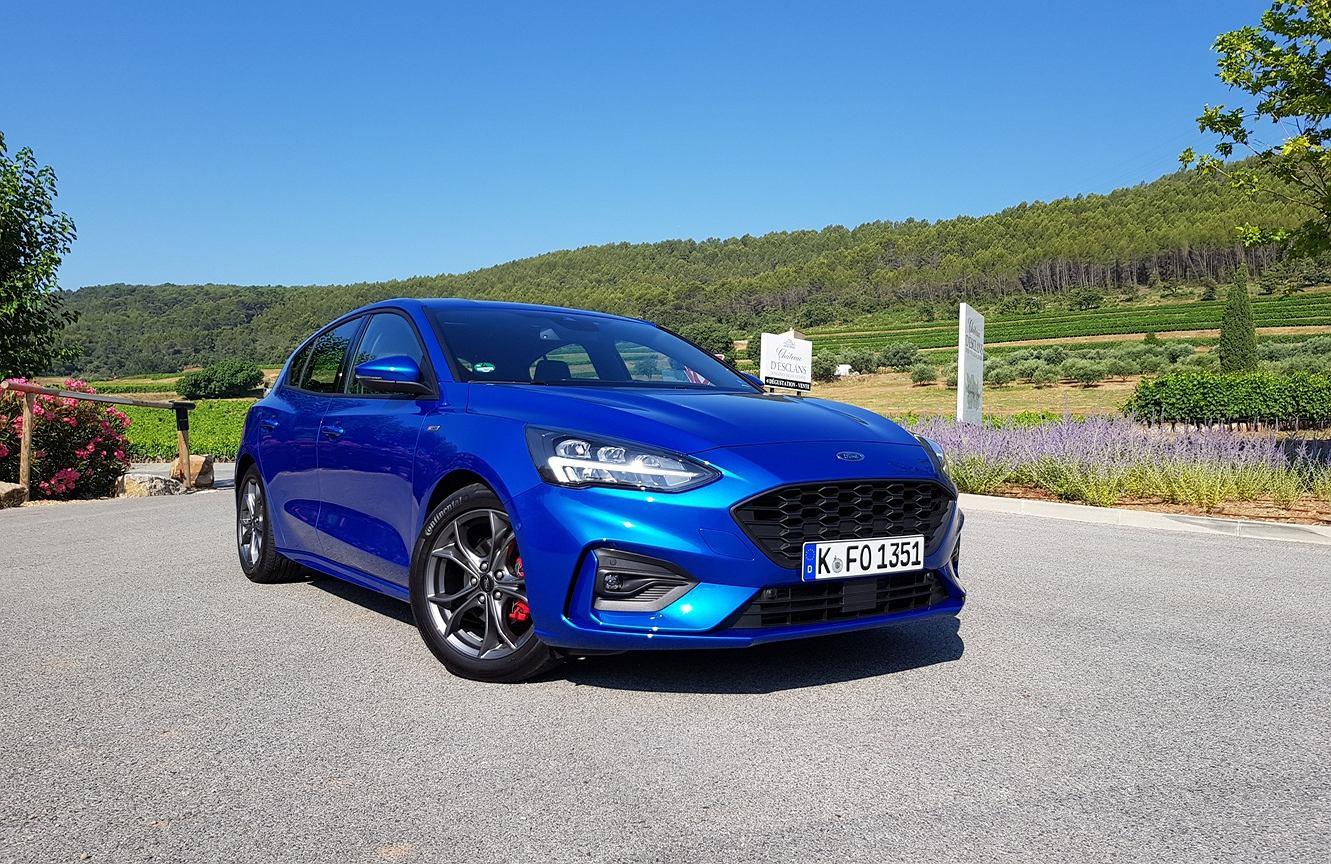 Ogromnie Nowy Ford Focus - opinie Moto.pl. UC47
