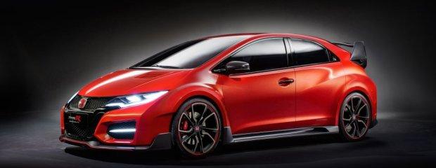Salon Genewa 2014 | Honda Civic Type-R Concept