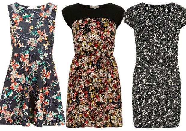 Sukienki z nowej kolekcji Dorothy Perkins