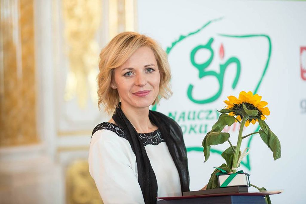 Joanna Urbańska (fot. Rajmund Nafalski)