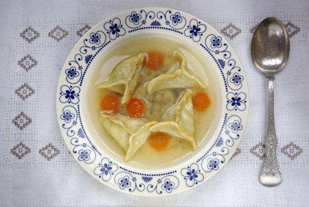 Kuchnia żydowska to nie tylko karp, to także unikalne kreplach (fot. Agnieszka Haponiuk)