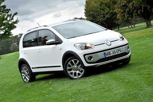 VW Cross Up - Test   Pierwsza jazda   Miejski gadżet