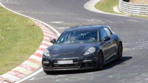 Prototyp Porsche Panamera Shooting Brake