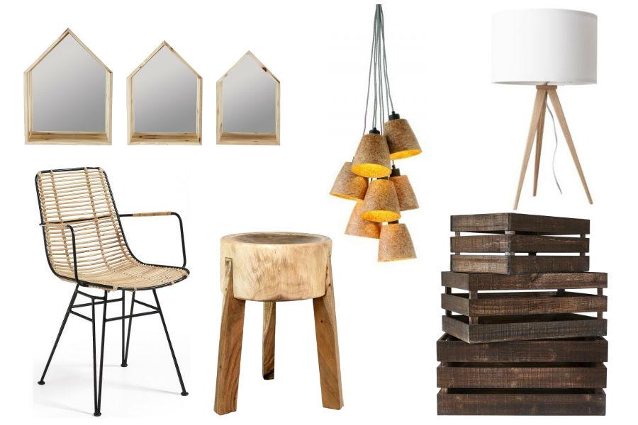 Drewno - ponadczasowe meble i dodatki