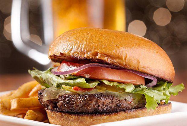 burgerownia - co zjeść?
