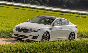 Kia Optima po liftingu | Znamy ceny