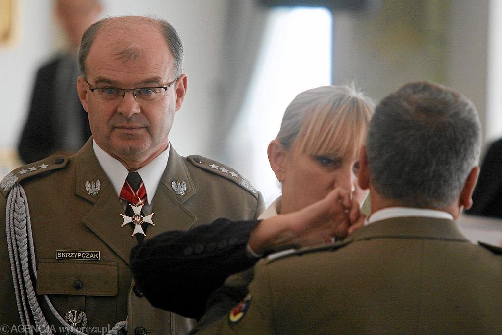 Gen. Waldemar Skrzypczak (Fot. Bartosz Bobkowski/AG)