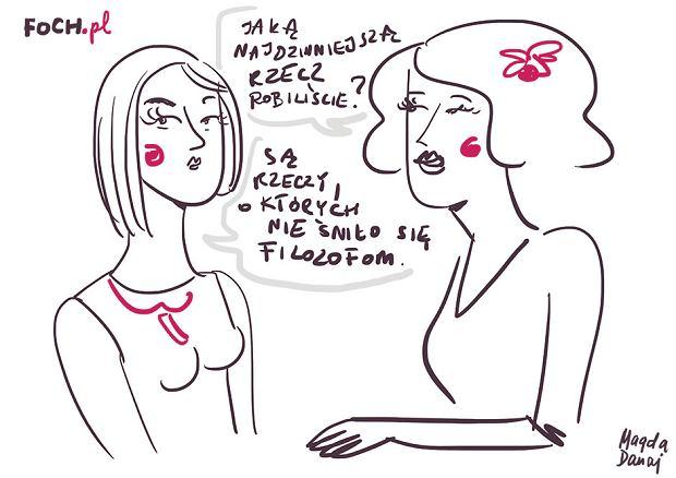 Seks (rys. Magda Danaj)