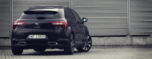 Citroen DS5 1.6 HTP - test Moto.pl