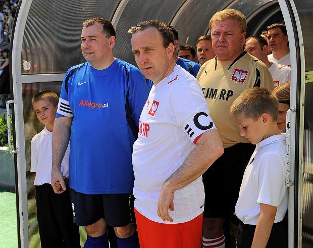 Piotr Walter, Grzegorz Schetyna