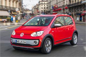 Zobacz VW Cross Up w ruchu - wideo