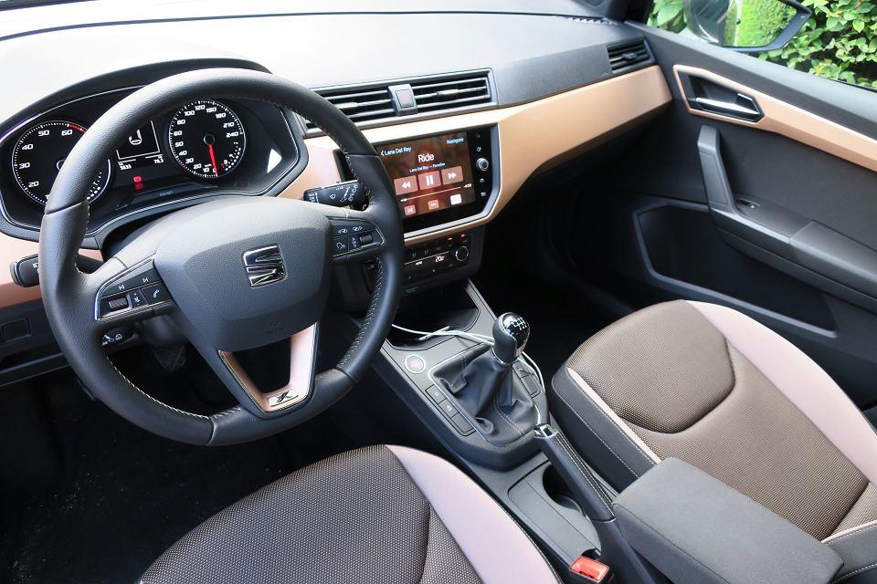 Nowość Nowy Seat Ibiza - test, ceny, silniki KT23