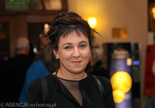 Zdjęcie numer 4 w galerii - Olga Tokarczuk z nagrodą Bookera 2018! Powieść