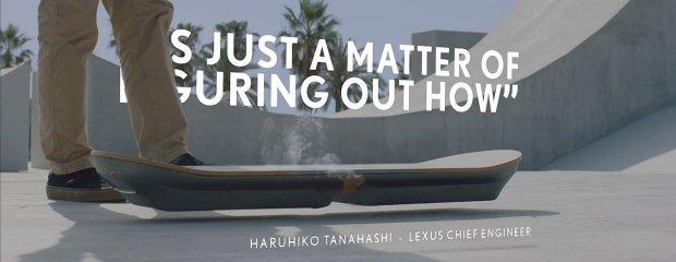 Lexus Hover -