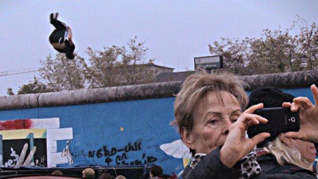 Berlin świętuje 25-lecie upadku Muru / fot. Mateusz Pyzel