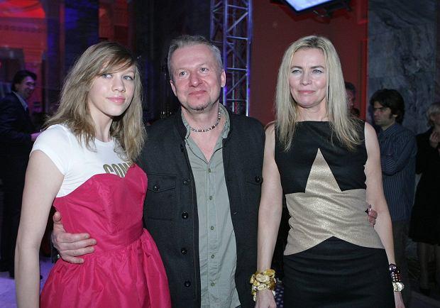 Bogusław Linda, Lidia Popiel, córka Aleksandra