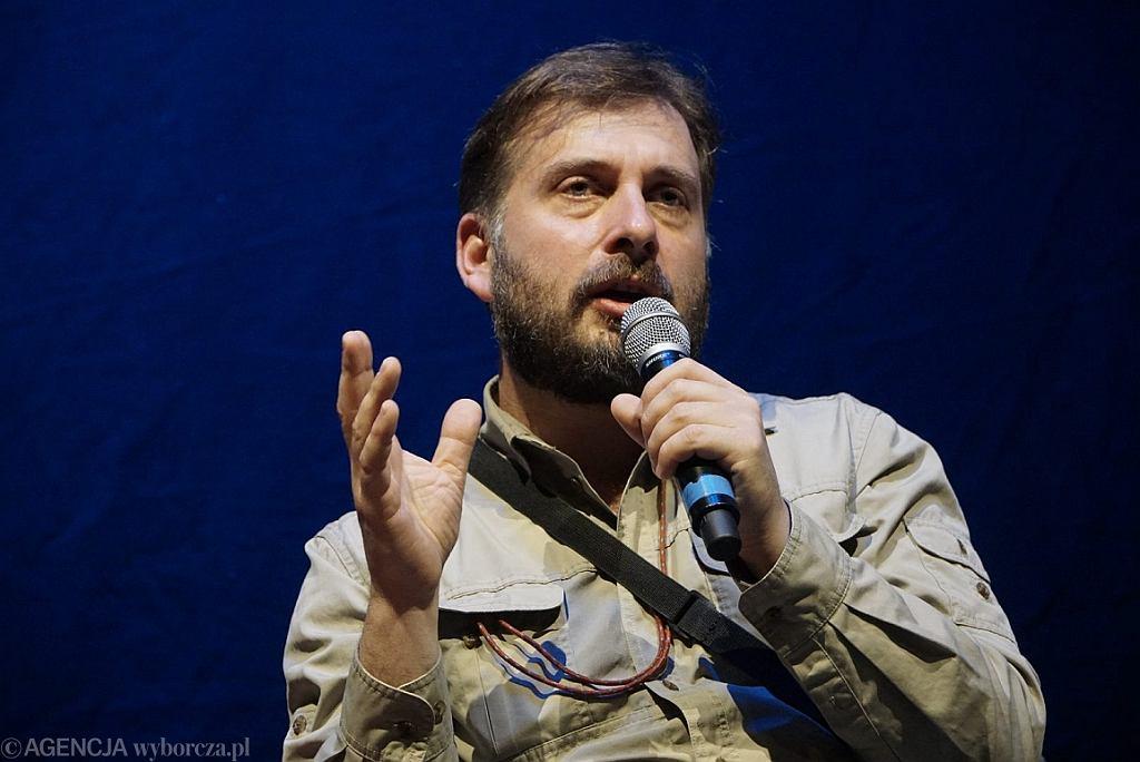 Adam Wajrak (fot. Łukasz Cynalewski/AG)