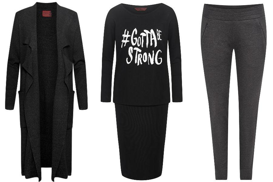 Ubrania z kolekcji  #bymajasablewska