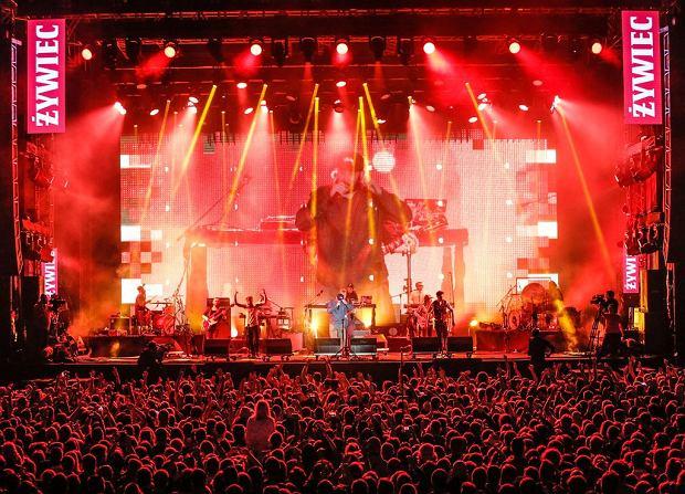 Koncert finałowy Męskiego Grania 2016 w Żywcu