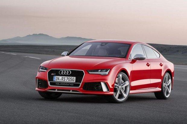 Audi RS7 | Szybkie zmiany