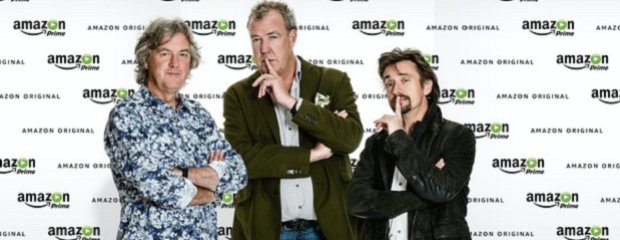 Clarkson, Hammond i May w Amazonie