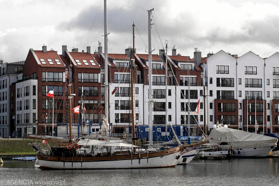 Zaawansowane Własne mieszkanie nad morzem - możliwość zarabiania na wynajmie i JB76