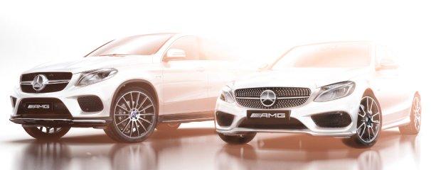Mercedes wprowadza nową linię AMG Sport