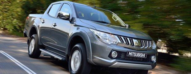 Nowe Mitsubishi L200