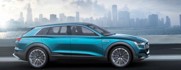 Nowe Audi Q5 na ostatniej prostej