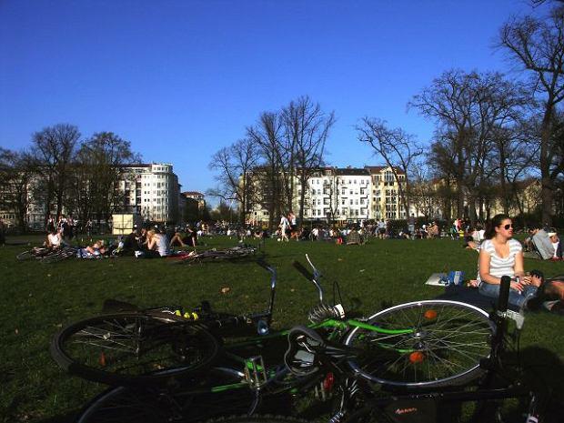 Berlin, Volkspark
