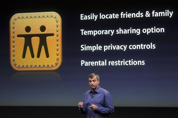 Eddy Cue, Apple's senior vice president of Internet Software and Services, speaks about the