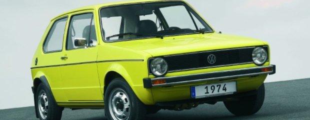 Volkswagen Golf | 40 lat