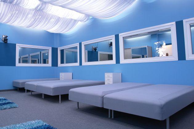 Sypialnia w Big Brother 4.1