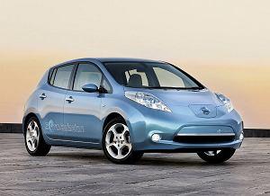 Nissan Leaf - test | Pierwsza jazda