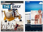 The Daily także na tabletach działających pod kontrolą Androida
