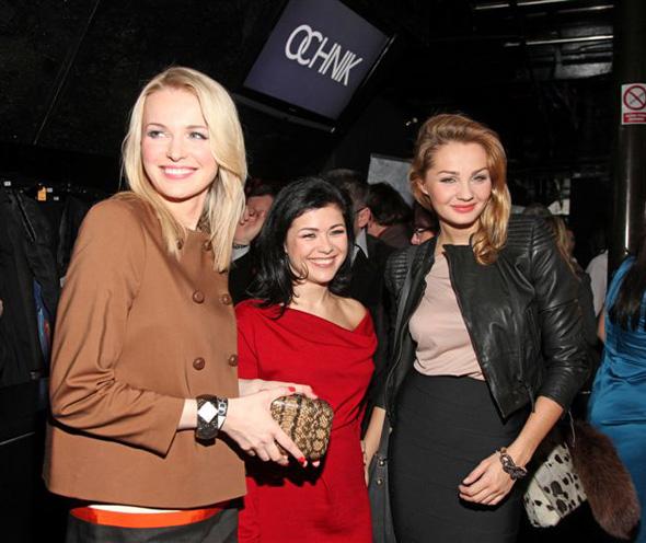 Gwiazdy na imprezie marki Ochnik, Kasia Cichopek, Katarzyna Cichopek, Małgorzata Socha
