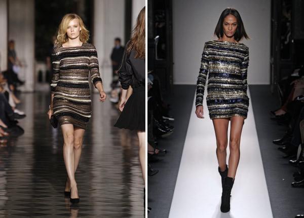 Mango - 080 Barcelona Fashion Week / Balmain jesień/zima 2011/12