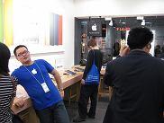 Chińczycy podrabiają nawet sklepy Apple