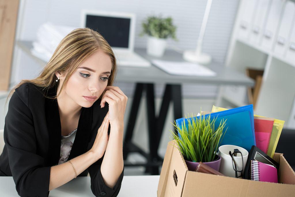Gdy Kamila upomniała się o należne jej pieniądze, zwolniono ją (zdjęcie ilustracyjne - fot. Dutko / iStockphoto.com)
