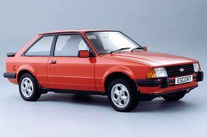 45 lat Forda Escorta