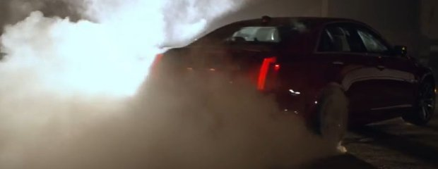 Wideo | Cadillac CTS-V |  Born to be wild