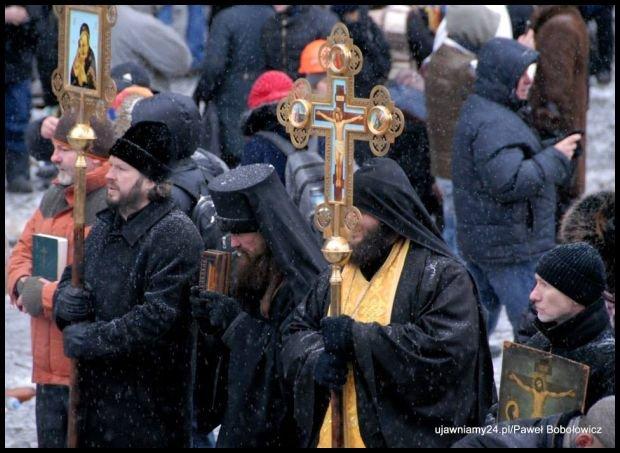 Wiem, w Polsce także nie brakuje tych,którzy modlą się o Ukraińców