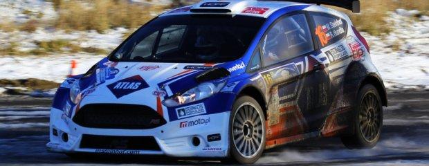 Ford Fiesta R5 | Test | Jak na Monte Carlo