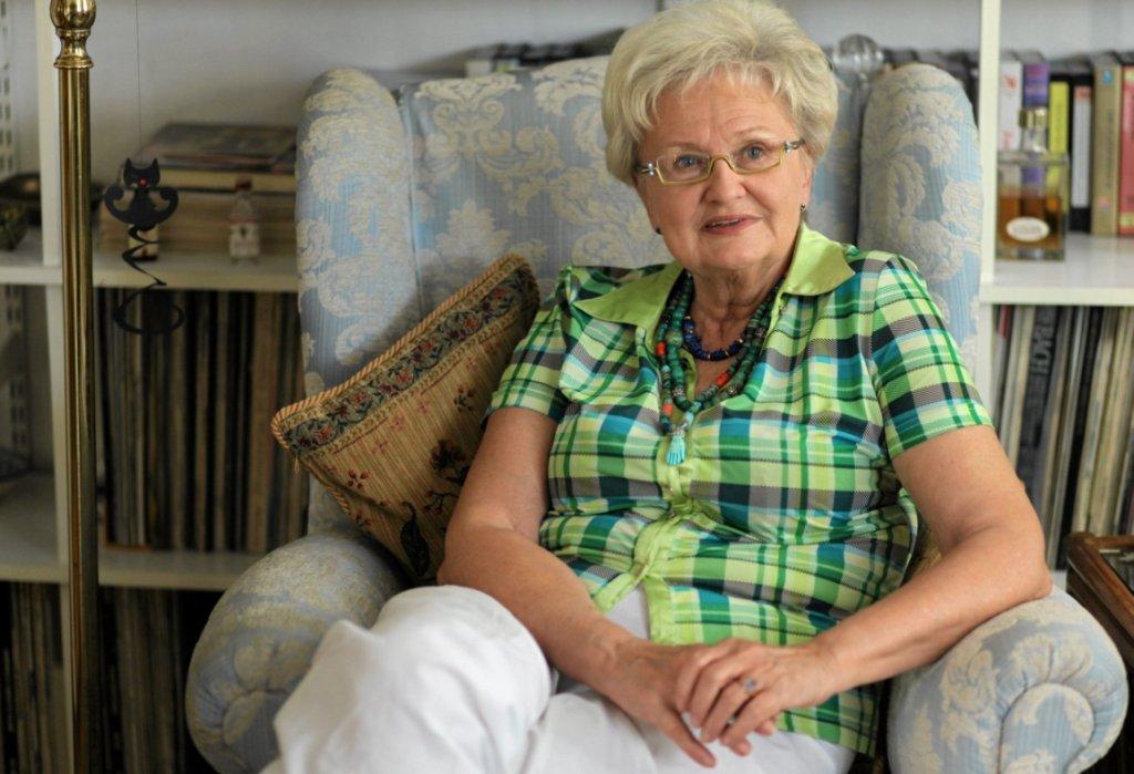 Prof. Ewa Łętowska (fot. Sławomir Kamiński/AG)