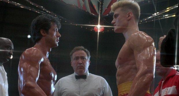 Sylvester Stallone i Dolph Lundgren