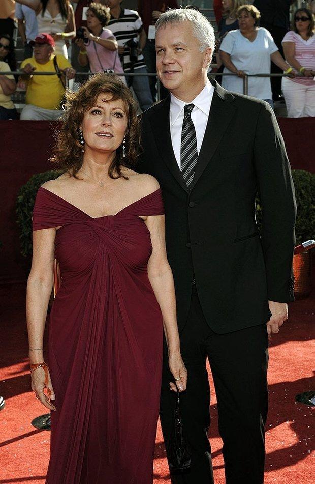 Susan Sarandon, Tim Robbins