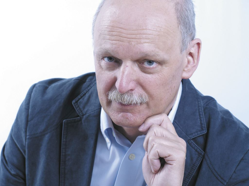 Włodzimierz Gruszczyński (fot. materiały prasowe SWPS)