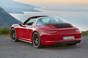 Salon Detroit 2015 | Porsche 911 Targa 4 GTS | Kombinacja jakiej nie było