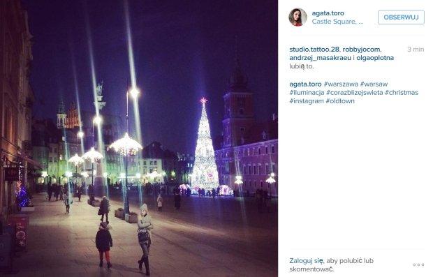 Najbardziej popularne miejsca w Warszawie na Instagramie