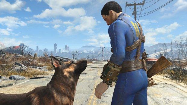 Fallout 4 - screeny ze zwiastuna